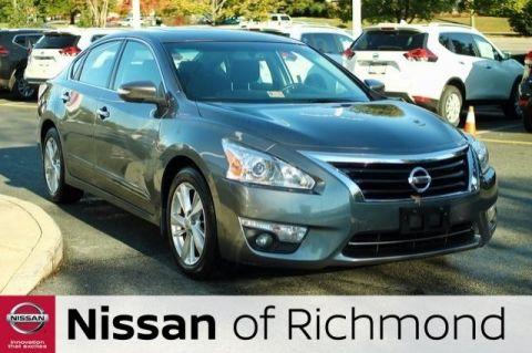 Certified Pre-Owned 2015 Nissan Altima 2.5 SL