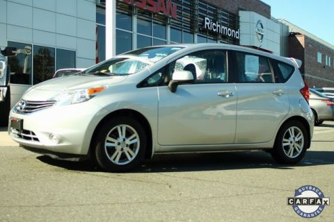 Certified Pre-Owned 2014 Nissan Versa Note SV
