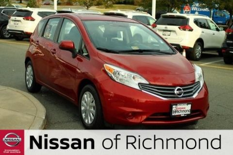 Certified Pre-Owned 2014 Nissan Versa Note S Plus