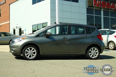 Certified Pre-Owned 2016 Nissan Versa Note SL