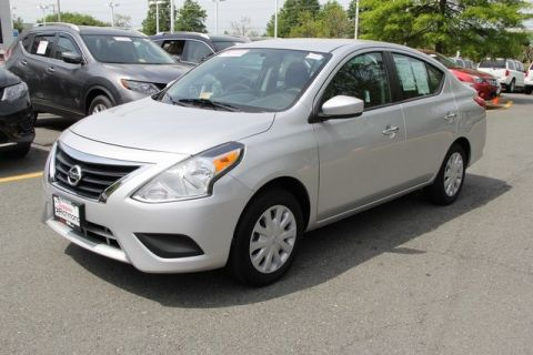 Certified Pre-Owned 2015 Nissan Versa 1.6 SV