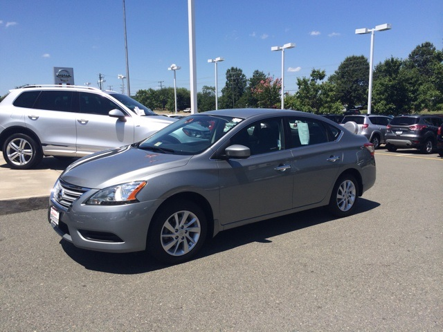 Pre-Owned 2013 Nissan Sentra