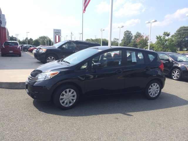 Certified Pre-Owned 2014 Nissan Versa Note S