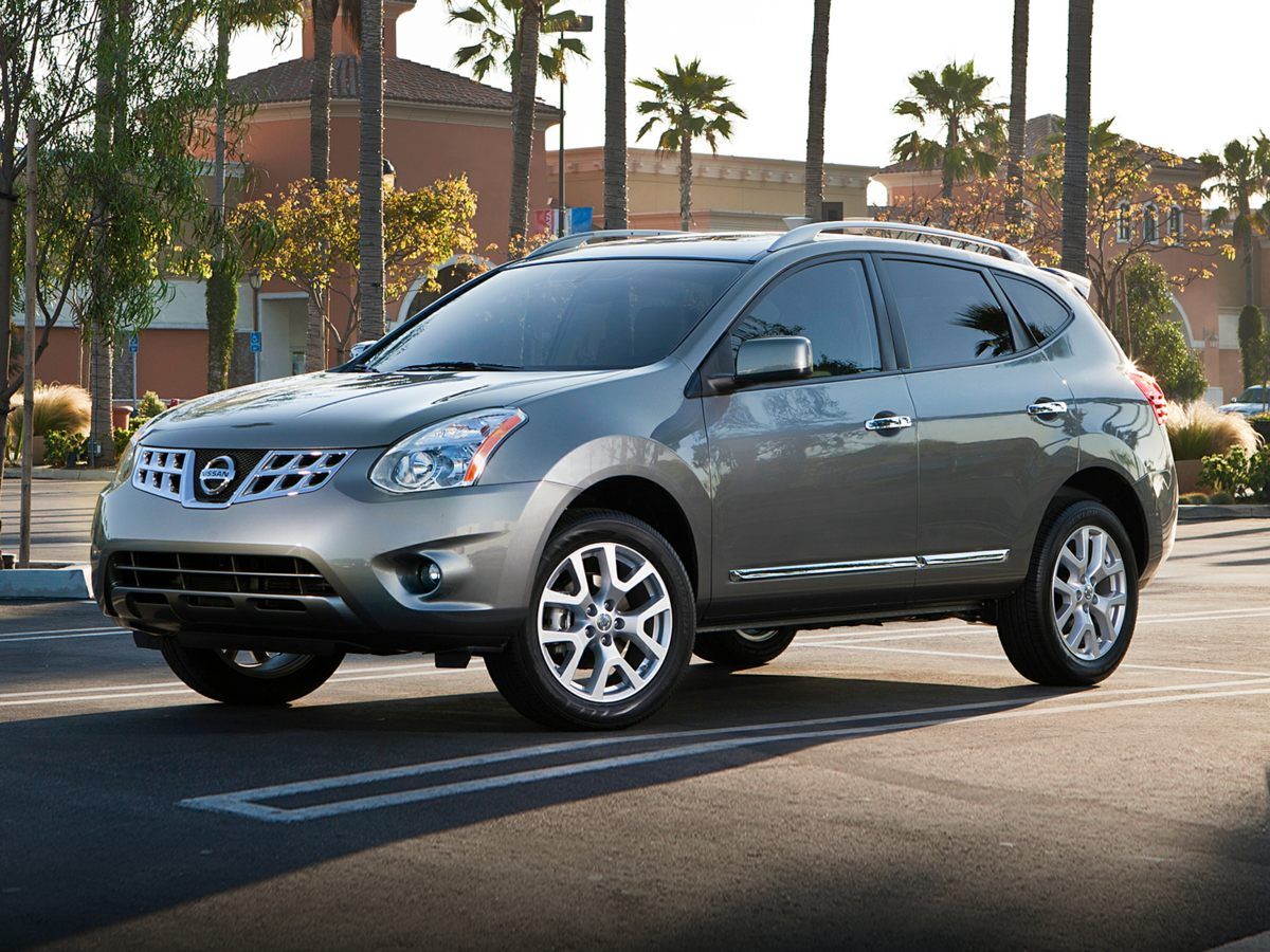 Pre-Owned 2012 Nissan Rogue S AWD